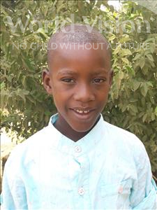Choose a child to sponsor, like this little boy from Jong, Emmanuel J age 7