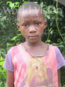 Choose a child to sponsor, like this little boy from Jong, Momoh age 11