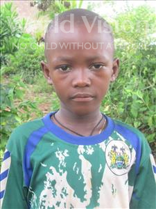 Choose a child to sponsor, like this little boy from Jong, Francis age 9