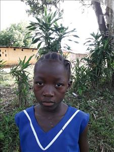 Choose a child to sponsor, like this little girl from Jong, Janet age 10