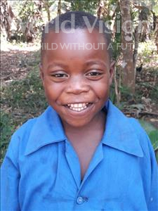 Choose a child to sponsor, like this little boy from Jong, Brima age 5