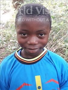 Choose a child to sponsor, like this little boy from Jong, Jusufu age 8