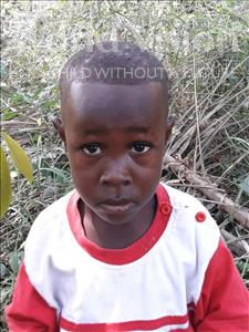 Choose a child to sponsor, like this little boy from Jong, Abdulia age 4