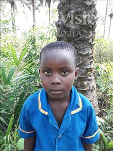 Choose a child to sponsor, like this little boy from Jong, Mangura age 7