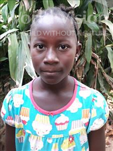 Choose a child to sponsor, like this little girl from Jong, Aminata age 9
