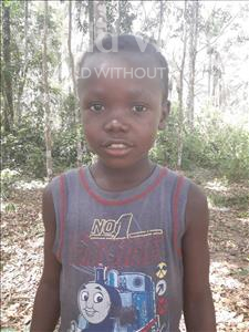 Choose a child to sponsor, like this little boy from Tegloma, John age 5