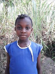 Choose a child to sponsor, like this little girl from Tegloma, Juliana age 10