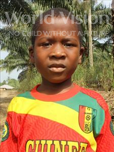 Choose a child to sponsor, like this little boy from Tegloma, Abdulai age 7