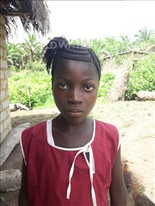 Choose a child to sponsor, like this little boy from Tegloma, Tenneh age 8
