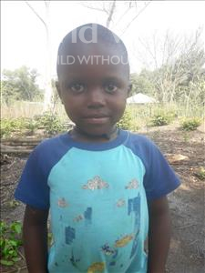 Choose a child to sponsor, like this little boy from Tegloma, Munda age 5