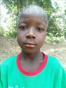 Choose a child to sponsor, like this little boy from Jaiama Bongor, Ibrahim age 6