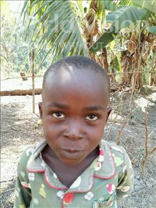 Choose a child to sponsor, like this little boy from Jaiama Bongor, Mohamed age 6