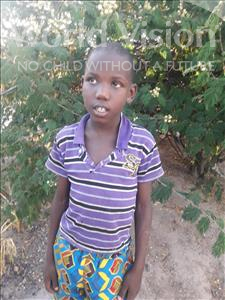 Choose a child to sponsor, like this little boy from Kilimatinde, Costantine Petro age 9