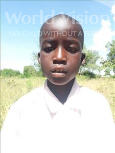 Choose a child to sponsor, like this little boy from Kilimatinde, Adrian Masingija age 8