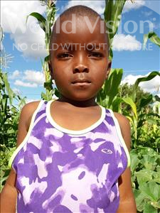 Choose a child to sponsor, like this little boy from Kilimatinde, Elizabeth Stephano age 6