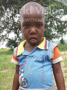 Choose a child to sponsor, like this little boy from Kilimatinde, Christian Daniel age 3