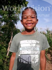 Choose a child to sponsor, like this little boy from Kilimatinde, Fadhili Jackson age 7