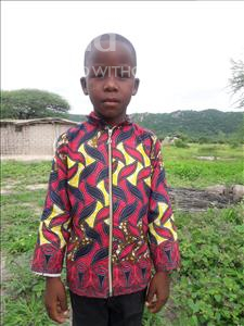 Choose a child to sponsor, like this little boy from Kilimatinde, Valentino Seif age 8