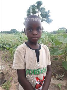Choose a child to sponsor, like this little boy from Kilimatinde, Josseph Emmanuel age 7
