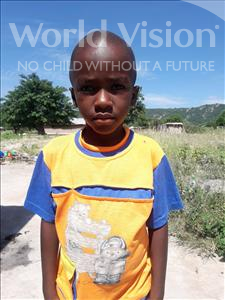 Choose a child to sponsor, like this little boy from Kilimatinde, Macgregory Lenga age 5