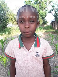 Choose a child to sponsor, like this little boy from Kilimatinde, Shauti Meshack age 8