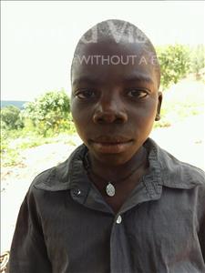 Choose a child to sponsor, like this little boy from Kibiga-Mulagi (Kimu), Gregory age 9