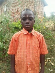 Choose a child to sponsor, like this little boy from Kibiga-Mulagi, Juma age 8