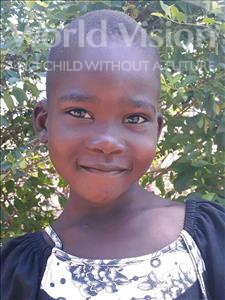 Choose a child to sponsor, like this little girl from Busitema, Rauza age 6