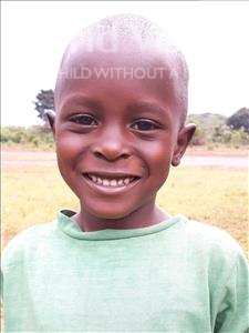 Choose a child to sponsor, like this little boy from Busitema, Timothy age 5