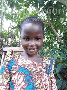Choose a child to sponsor, like this little girl from Busitema, Sarah age 4