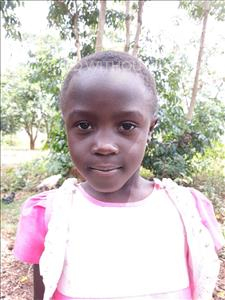 Choose a child to sponsor, like this little girl from Busitema, Rebecca age 6