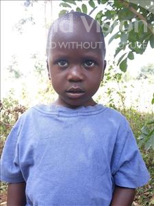 Choose a child to sponsor, like this little boy from Busitema, Ronnie age 3