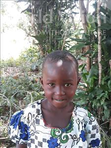 Choose a child to sponsor, like this little girl from Busitema, Lucy age 4
