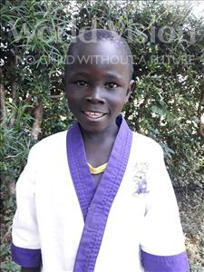 Choose a child to sponsor, like this little boy from Busitema, Karimu Wandera age 6