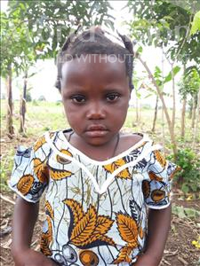 Choose a child to sponsor, like this little girl from Busitema, Rose age 5