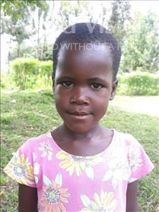 Choose a child to sponsor, like this little girl from Busitema, Rita age 6