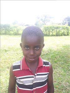 Choose a child to sponsor, like this little boy from Busitema, Maleky age 6