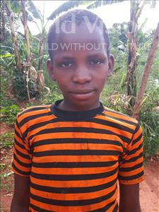 Choose a child to sponsor, like this little girl from Ntwetwe, Emilly age 12
