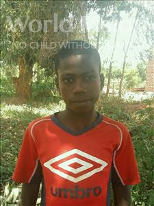 Choose a child to sponsor, like this little boy from Ntwetwe, Zidani age 12