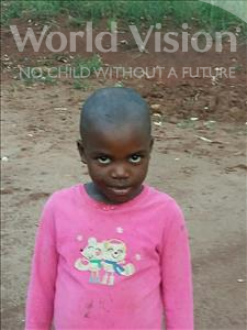 Choose a child to sponsor, like this little boy from Ntwetwe, Lawrence age 7