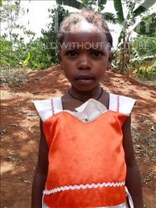 Choose a child to sponsor, like this little girl from Ntwetwe, Ruth age 4