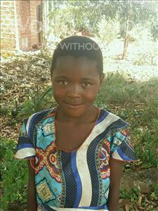 Choose a child to sponsor, like this little girl from Ntwetwe, Hadijja age 7