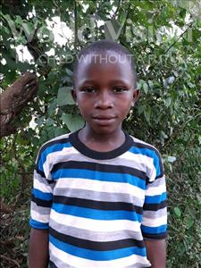 Choose a child to sponsor, like this little boy from Ntwetwe, Frank age 10