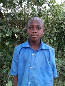 Choose a child to sponsor, like this little boy from Ntwetwe, John age 10