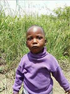 Choose a child to sponsor, like this little boy from Keembe, Methews age 3