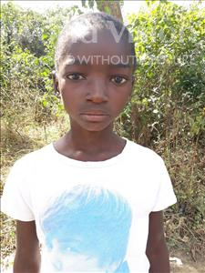 Choose a child to sponsor, like this little boy from Keembe, Amon age 9