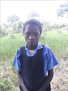 Choose a child to sponsor, like this little boy from Keembe, Mogarn age 9