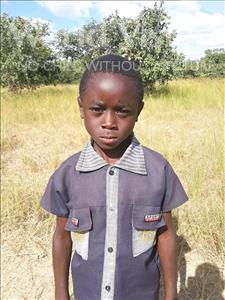 Choose a child to sponsor, like this little boy from Keembe, Joshua age 6