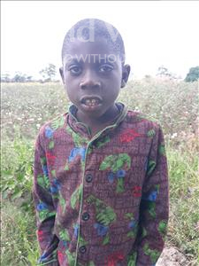 Choose a child to sponsor, like this little boy from Keembe, Fackson age 5