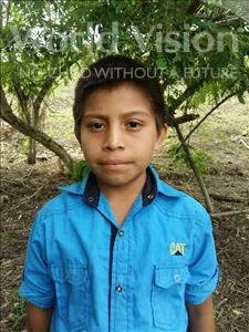 Choose a child to sponsor, like this little boy from Maya, Lesman Uriel age 12